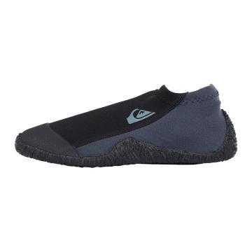 Quiksilver Men's 1.0 Prologue Round Toe Wetsuit Boots - Black