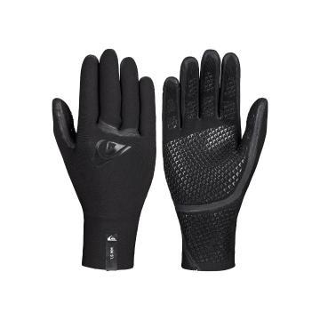 Quiksilver 2021 Men's 1.5 HLine Lite 5FG Gloves - Black