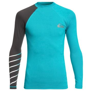 Quiksilver Youth Active Long Sleeve Rash Top