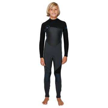 Quiksilver 2018 Boys 3/2mm Syncro BZ GBS Wetsuit