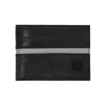 Alchemy Goods Franklin Refective Wallet - Silver