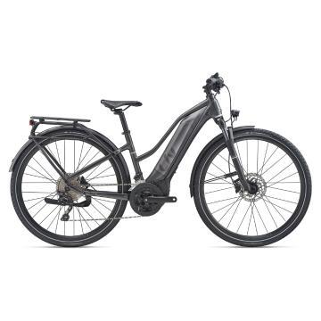 Liv 2020 Amiti-E+ 1 32km/h Women's E-Bike - Metallic Black