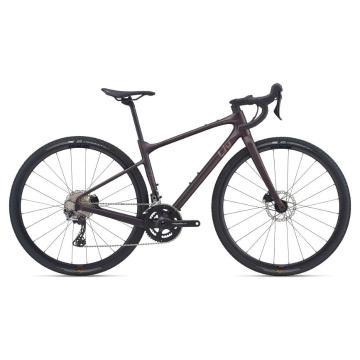 Liv 2021 Devote Advanced 2 Gravel Bike - Rosewood