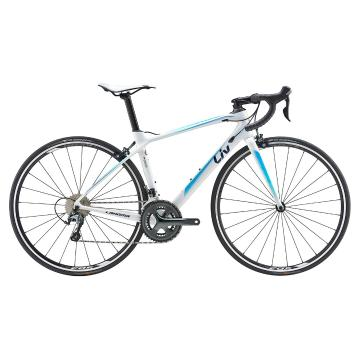 Liv 2019 Langma Advanced 3 Road Bike - Rainbow White