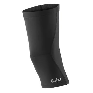 Liv Midthermal Knee Warmer - Black - Black