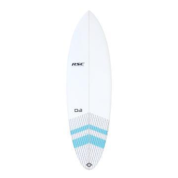 RSC 6.8 D3 Shortboard