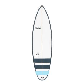 RSC 5.10 Juice Ute 3 Shortboard