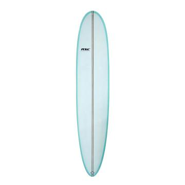 RSC 9.2 Longboard - White/Blue Trim