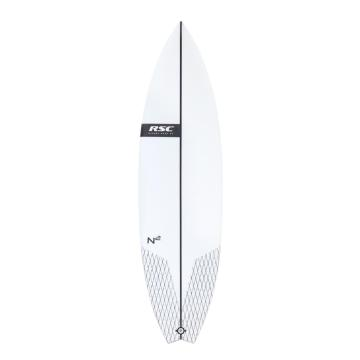 RSC 6.0 N2 Shortboard - White