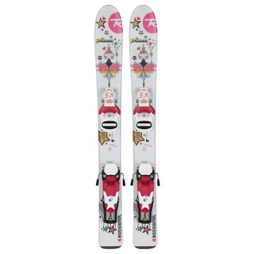 Rossignol 2016 Girl's Princess Ski and Binding