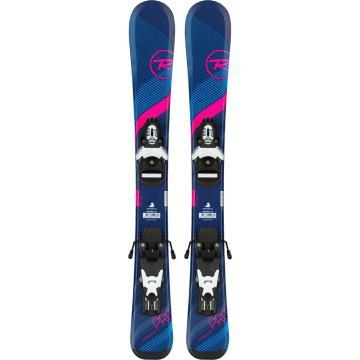 Rossignol Experience Pro Boys Skis + X 4 Bindings