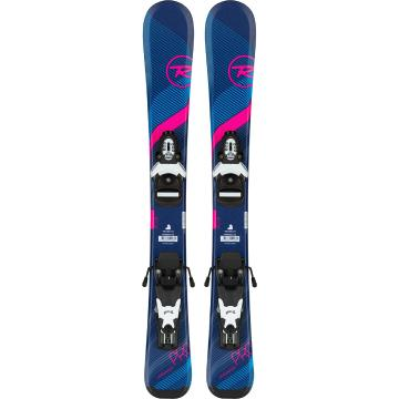 Rossignol Experience Pro Girls Ski + X 4 Bindings