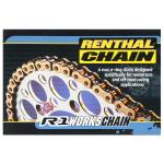 Renthal 520 R1 Works Chain Gold - 120 Link