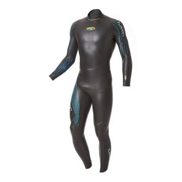Blueseventy Men's Fusion Full Wetsuit - Black