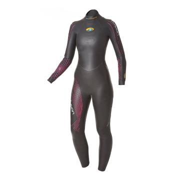 Blueseventy 2016 Women's Fusion Full Wetsuit - Black