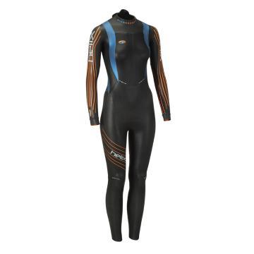 Blueseventy Women's Helix Full Length Wetsuit - Black