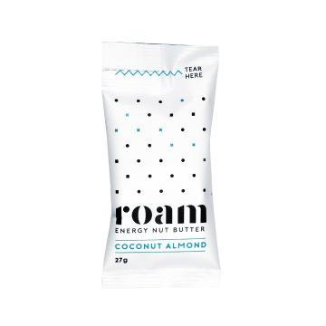 Roam Energy Nut Butter 27g - Coconut - Coconut