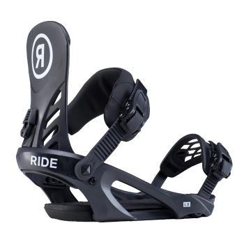 Ride 2020 Men's LX Snowboard Bindings - Black