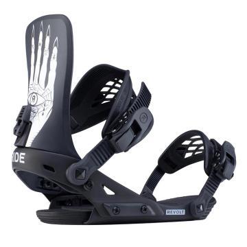 Ride 2020 Men's Revolt Snowboard Bindings - Hands Of Doom