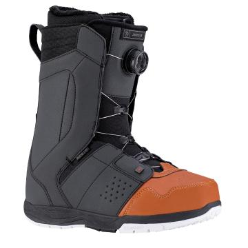 Ride 2019 Men's Jackson Snowboard Boots - Terracotta and Black