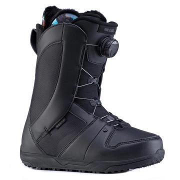 Ride 2020 Women's Sage Snowboard Boots - Black