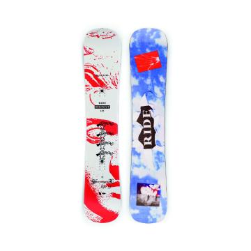 Ride 2020 Men's Snowboard Burnout