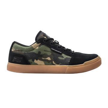 Ride Concepts Vice MTB Flat Shoes - Camo/Black