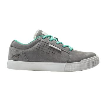 Ride Concepts Women's Vice MTB Flat Shoes - Grey - Grey