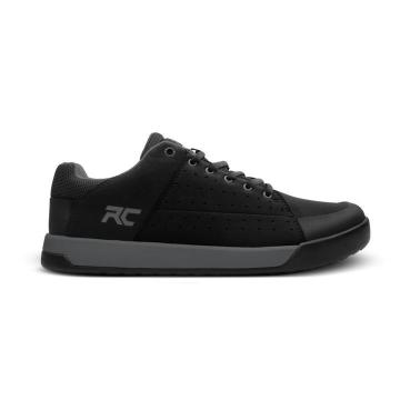 Ride Concepts M Livewire Flat MTB Shoes - Black/Charcoal