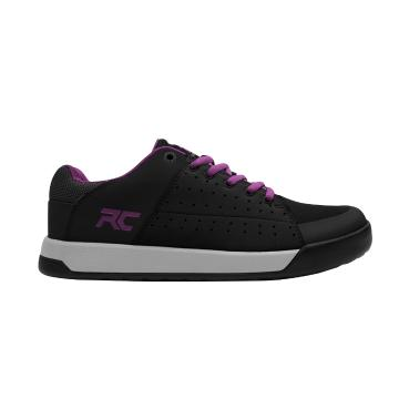 Ride Concepts Livewire Women's MTB Shoe - Black/Purple