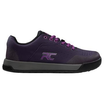 Ride Concepts Hellion Women's MTB Shoe - Dark Purple/Purple