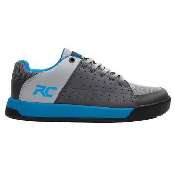 Ride Concepts Livewire Youth MTB Shoe - Charcoal/Blue