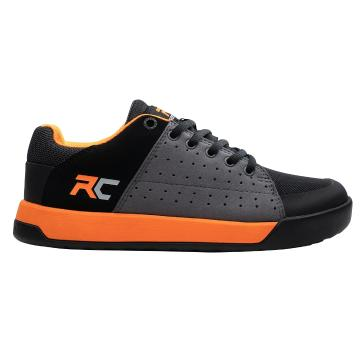 Ride Concepts Livewire Youth MTB Shoe - Charcoal/Orange