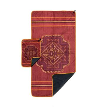 Rumpl Printed Shammy Travel Towel Set - Sundown