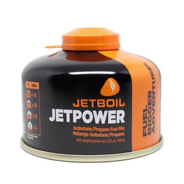 Jetboil Jetpower Fuel Cannisters 100g