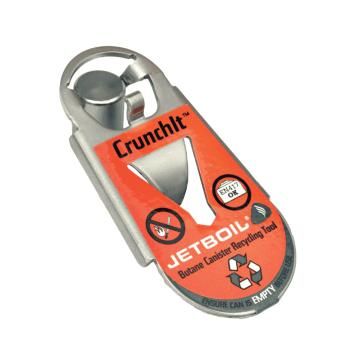 Jetboil CrunchIt  Fuel Cannister Recycling Tool