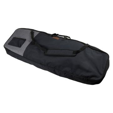 Ronix Collateral Non Padded Board Bag - Heather/Charcoal/Orange