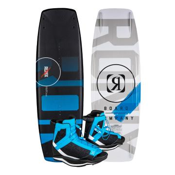 Ronix District 134 Board + Ronix District Boot Package