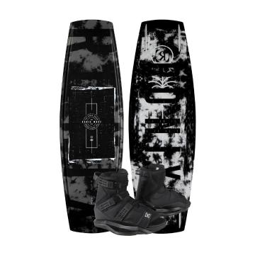 Ronix Parks Wakeboard 144 and Anthem Boots 7-11