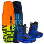 Ronix 2015 Parks Camber ATR Wakeboard 139cm + 10US Parks Boot Package