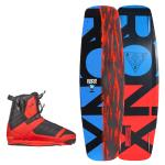 Ronix 2016 Space Blanket ATR Edit Board 137cm + Cocktail Boot