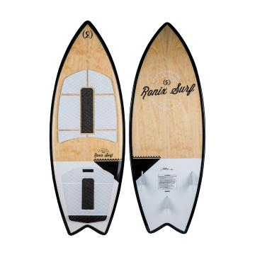Ronix Koal Classic Fish Wakesurfer - Maple/White/Black