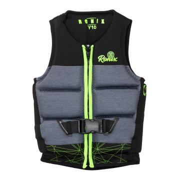 Ronix Youth Drivers ED L50S Vest - Black/Yellow
