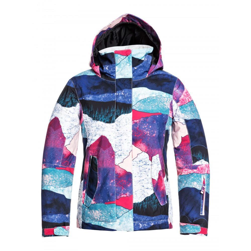 2021 Girl's Jetty Snow Jacket
