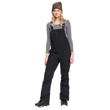Roxy Women's Rideout Bib Pants - True Black
