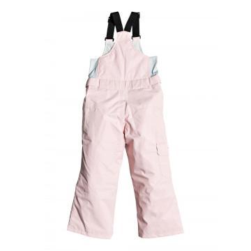 Roxy 2021 Girl's Lola Snow Pant - Powder Pink