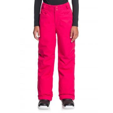 Roxy 2021 Girl's Backyard Snow Pant - Jazzy