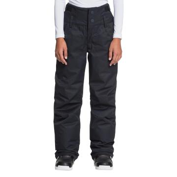 Roxy 2021 Youth Diversion Pants - True Black