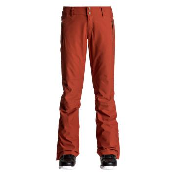 Roxy 2018 Women's Cabin 15K Snow Pants - Rooibos Tea