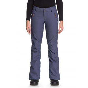 Roxy 2019 Women's Cabin Pants - Crown Blue